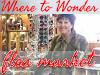 Where to Wonder Flea Market
