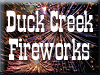 Grand Lake - Duck Creek - Fireworks