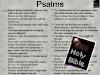 Grand Lake Bible Verses
