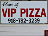 VIP Pizza  Menu