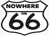Nowhere on Route 66