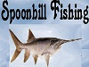 Spoonbill Fishing with Dempsey's Fishing Guide Service
