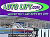New & Used Boat Lifts for sale - Lake Of The Ozarks Boat Lifts LOTO LIFT  Boat Lifts  Used Bo