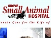 Grove Small Animal Hospital -- Veterinary Service - Pet Bed and Breakfast, At GSAH we are dedicated to providing compassionate care for pets and their people. From the biggest dog to the smallest kitten, we can service all of your pet needs including medical care and boarding.