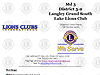 Langley Grand South Lake Lions Club