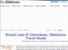 Grand Lake O' The Cherokees,Oklahoma Travel and Vacation Guide - Visitor Information