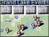 Events on and around Grand Lake Oklahoma