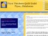 Pryor Patchers Quilt Guild