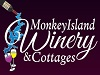Monkey Island Winery and Cabins is located at Royal Horse Ranch on Grand Lake in northeast Oklahoma.