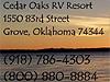 Cedar Oaks RV Resort