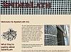 SpiderLath Fiberglass Lath System