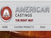 American Castings,LLC • The Mark of Quality Castings
