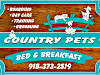 Country Pets Bed & Breakfast