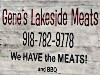 Gene's Lakeside Meats