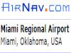 Miami Regional Airport - KMIO