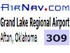 AirNav: 3O9 - Grand Lake Regional Airport