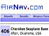 AirNav: 4O6 - Cherokee Seaplane Base