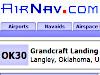 AirNav: OK30 - Grandcraft Landing Strip Airport