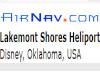 AirNav: 65OK - Lakemont Shores Heliport