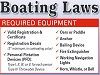GRDA Boating Laws