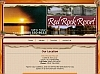 Red Rock Resort - Cabin Vacation Rentals & RV Camping Map