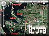 Grove Oklahoma Map